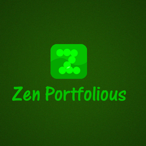 Logo Design by Bobby Yoga P - Entry No. 15 in the Logo Design Contest New Logo Design for ZEN Portfolios.