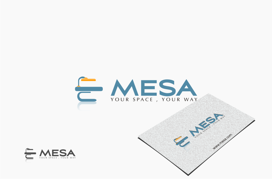 Logo Design by graphicleaf - Entry No. 144 in the Logo Design Contest Logo Design for Mesa.