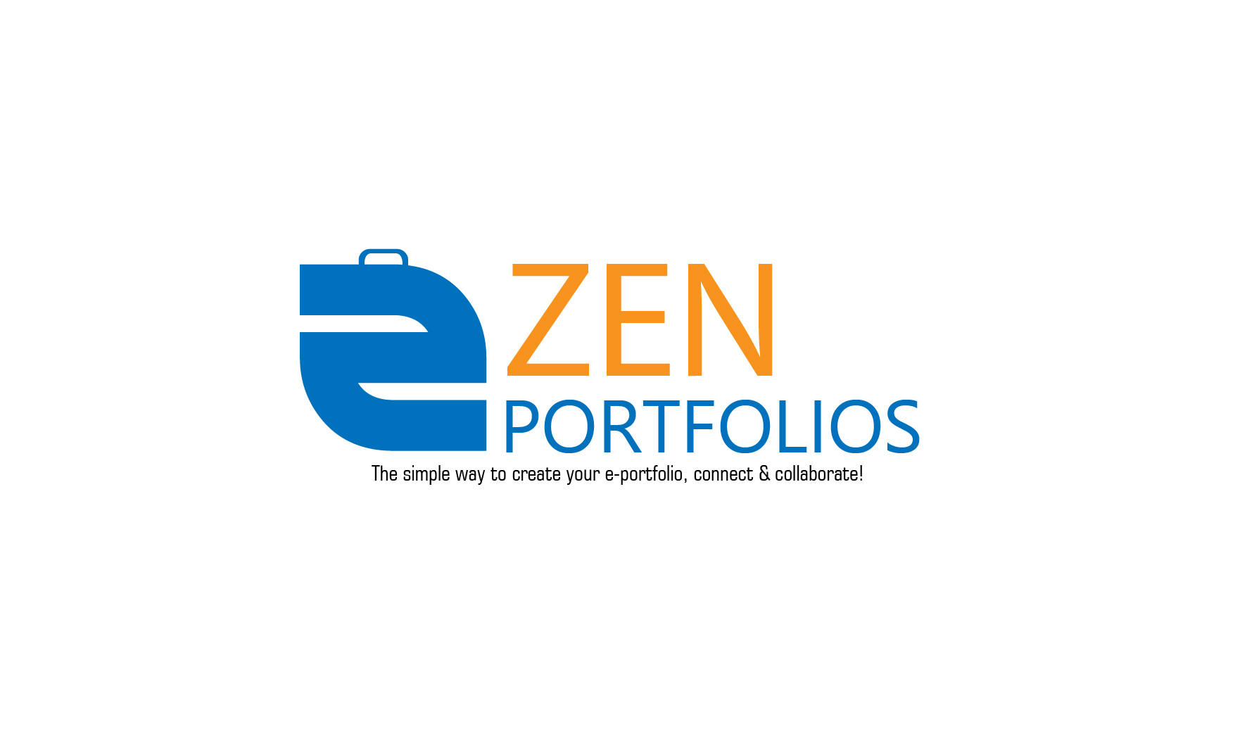 Logo Design by 3draw - Entry No. 23 in the Logo Design Contest New Logo Design for ZEN Portfolios.