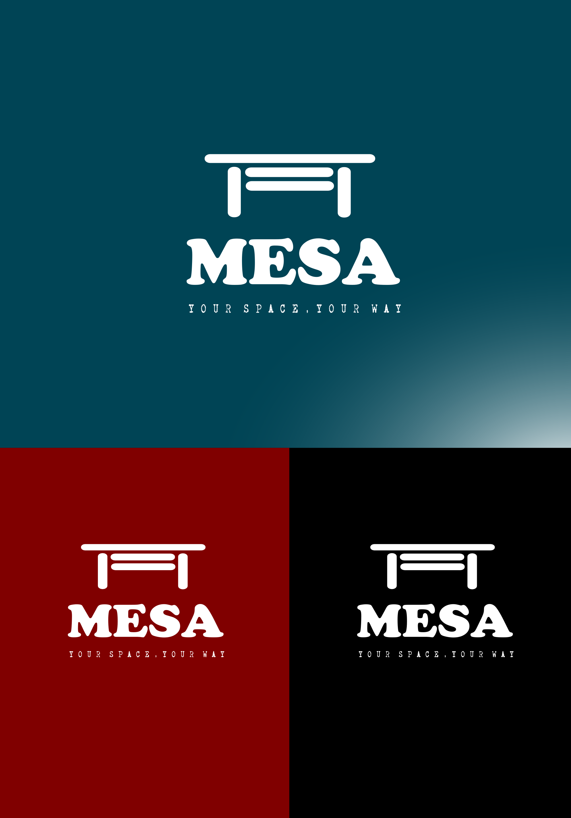 Logo Design by whoosef - Entry No. 146 in the Logo Design Contest Logo Design for Mesa.