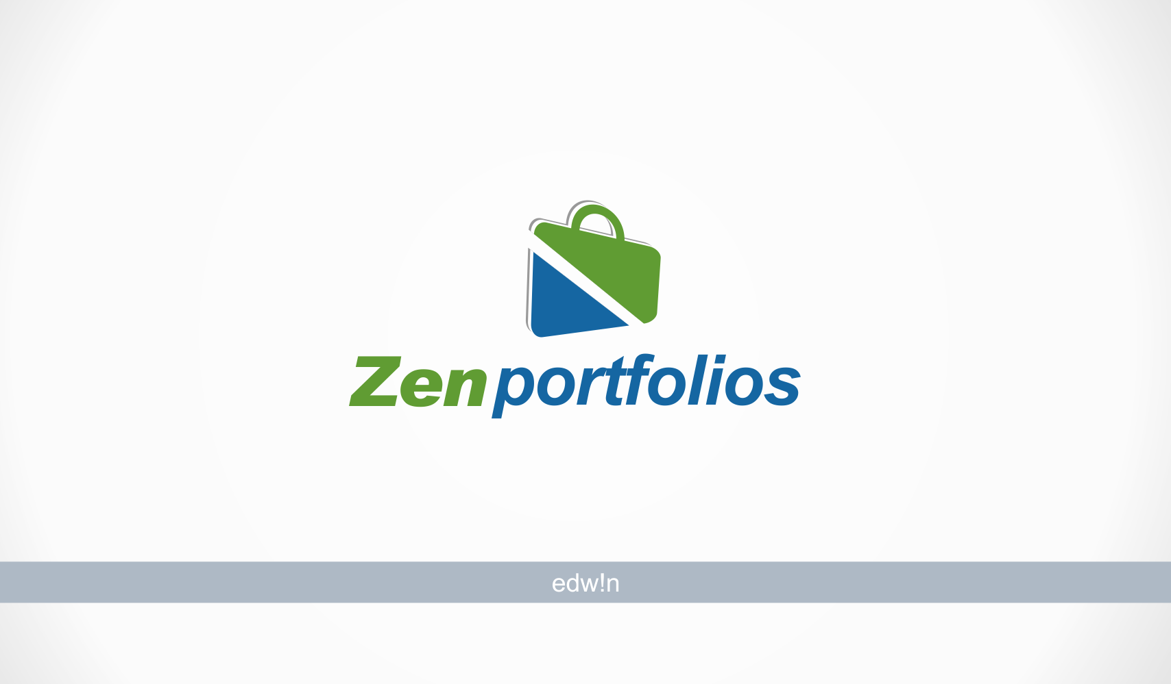 Logo Design by edwin123 - Entry No. 30 in the Logo Design Contest New Logo Design for ZEN Portfolios.