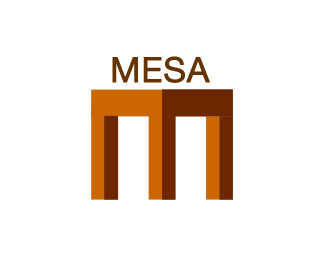 Logo Design by Gautam Sharma - Entry No. 147 in the Logo Design Contest Logo Design for Mesa.