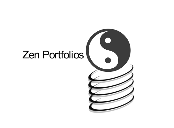 Logo Design by Barry Hodkinson - Entry No. 32 in the Logo Design Contest New Logo Design for ZEN Portfolios.