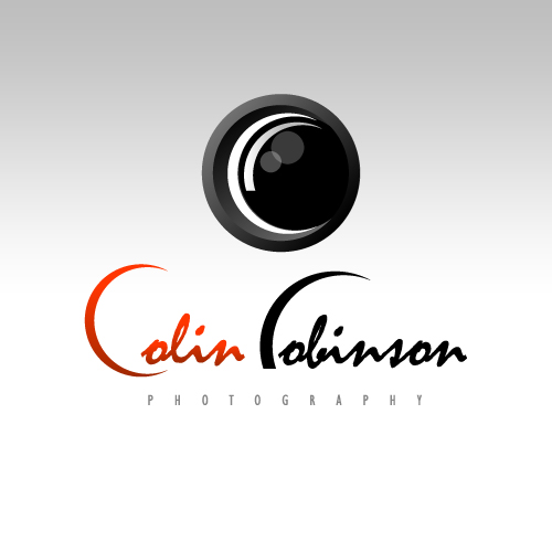 Logo Design by SilverEagle - Entry No. 102 in the Logo Design Contest Colin Robinson Photography.