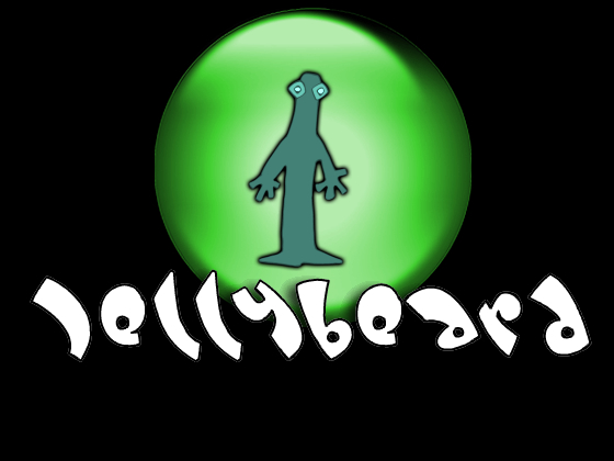 Logo Design by Barry Hodkinson - Entry No. 5 in the Logo Design Contest jellybeard Logo Design.