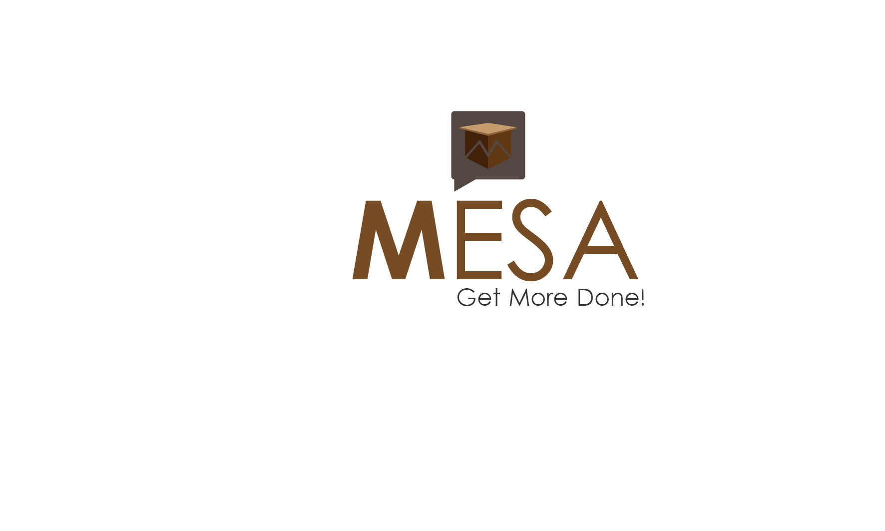 Logo Design by 3draw - Entry No. 149 in the Logo Design Contest Logo Design for Mesa.