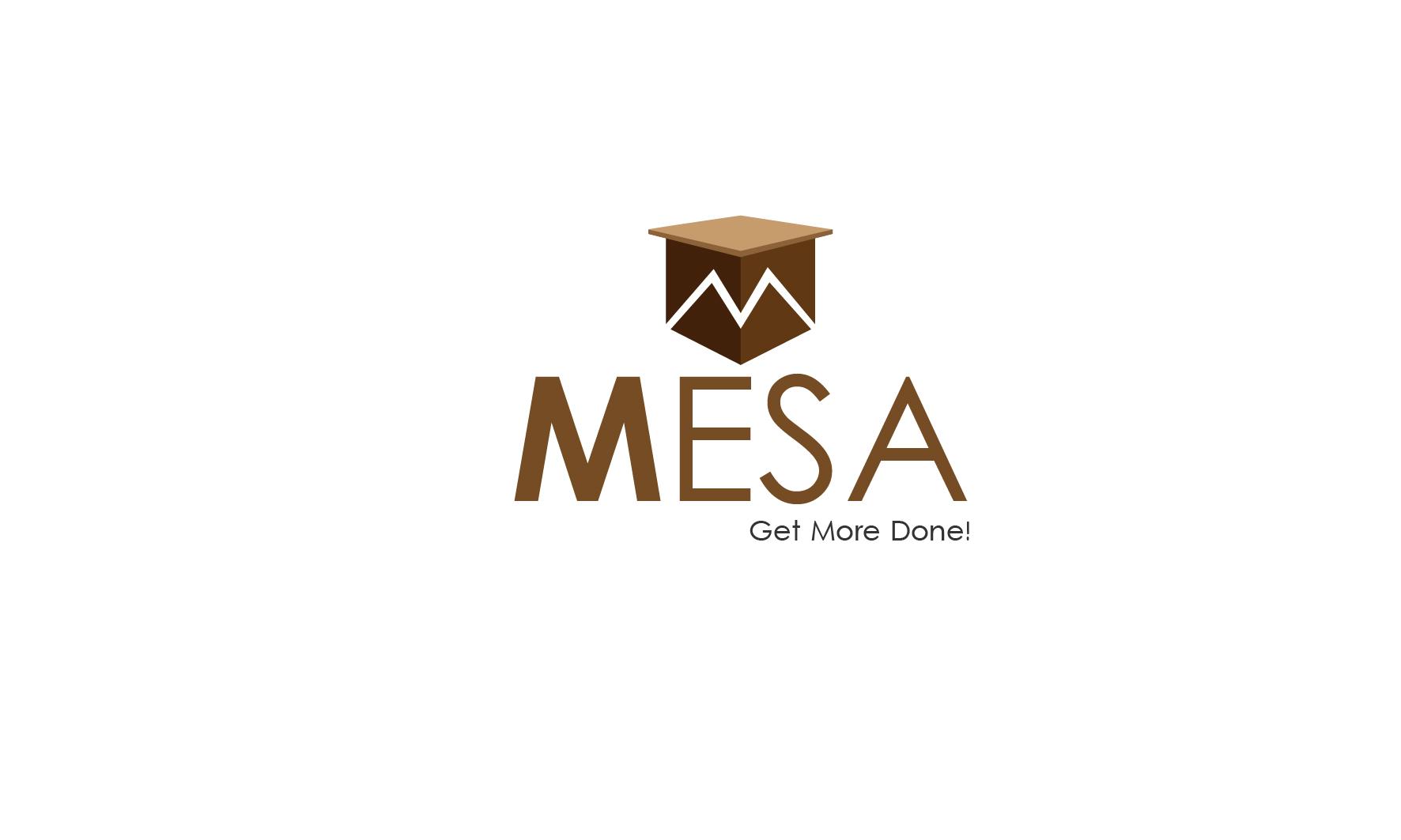 Logo Design by 3draw - Entry No. 150 in the Logo Design Contest Logo Design for Mesa.
