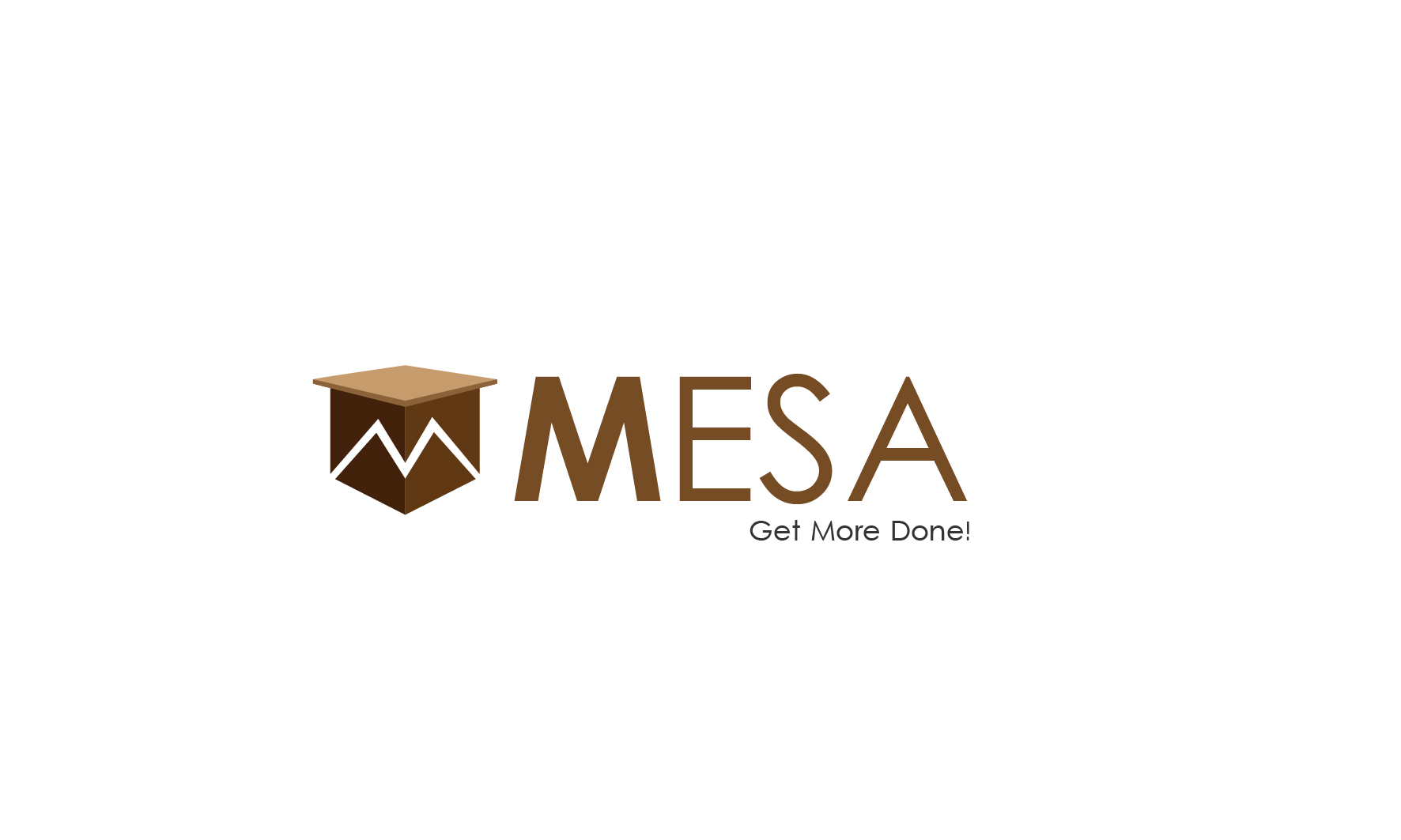 Logo Design by 3draw - Entry No. 152 in the Logo Design Contest Logo Design for Mesa.