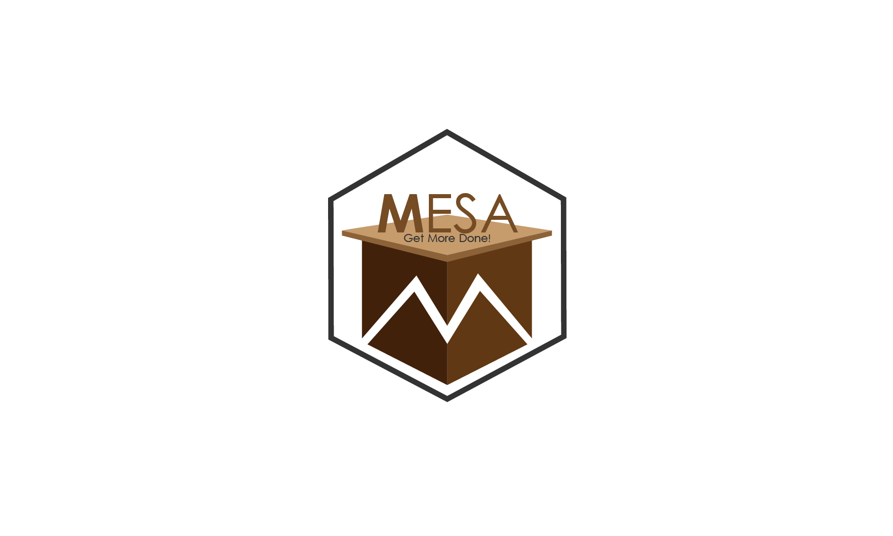 Logo Design by 3draw - Entry No. 154 in the Logo Design Contest Logo Design for Mesa.