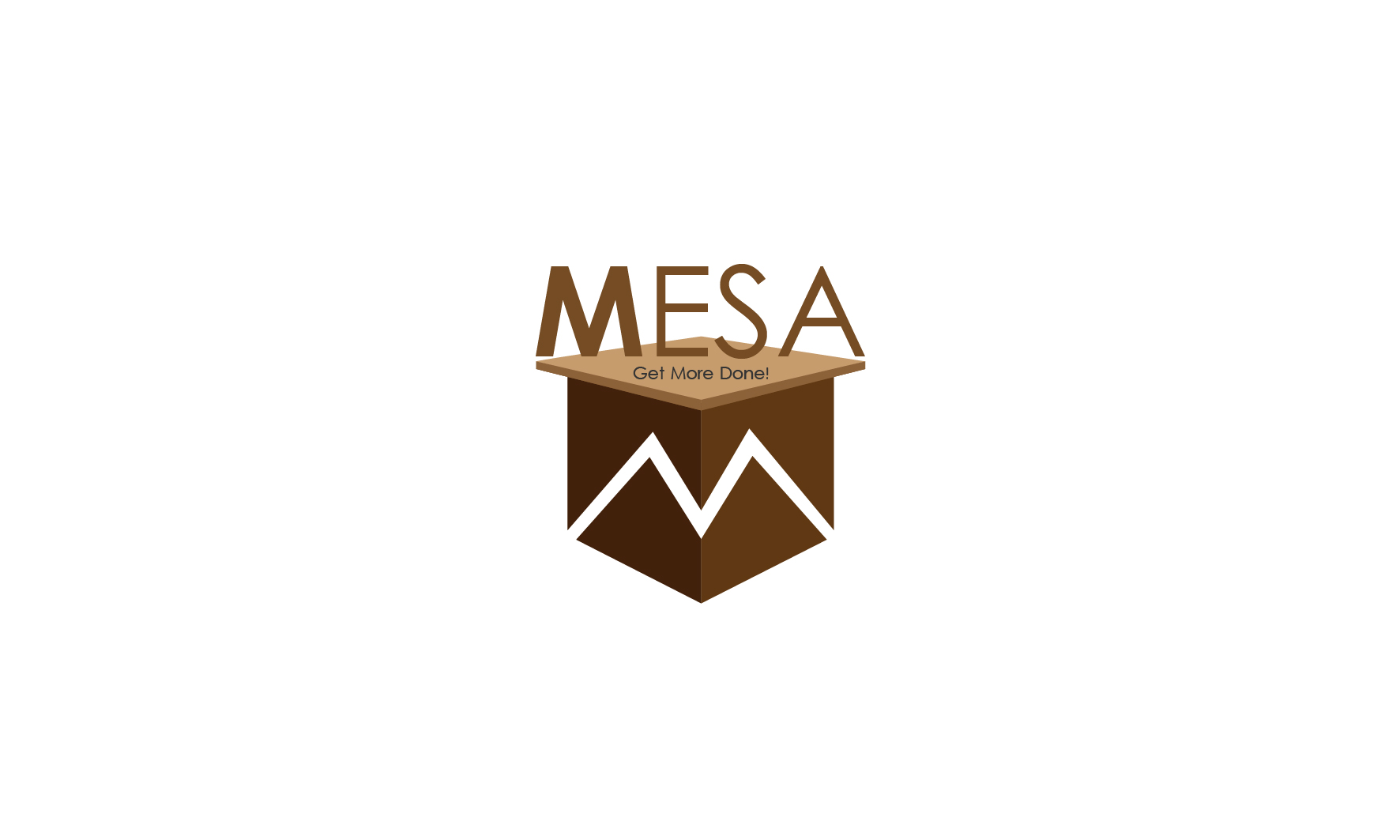 Logo Design by 3draw - Entry No. 155 in the Logo Design Contest Logo Design for Mesa.