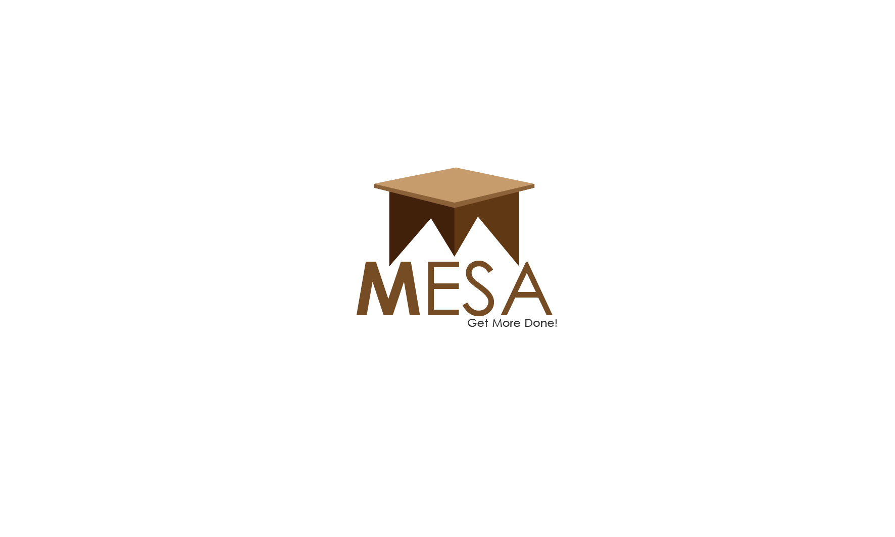Logo Design by 3draw - Entry No. 156 in the Logo Design Contest Logo Design for Mesa.