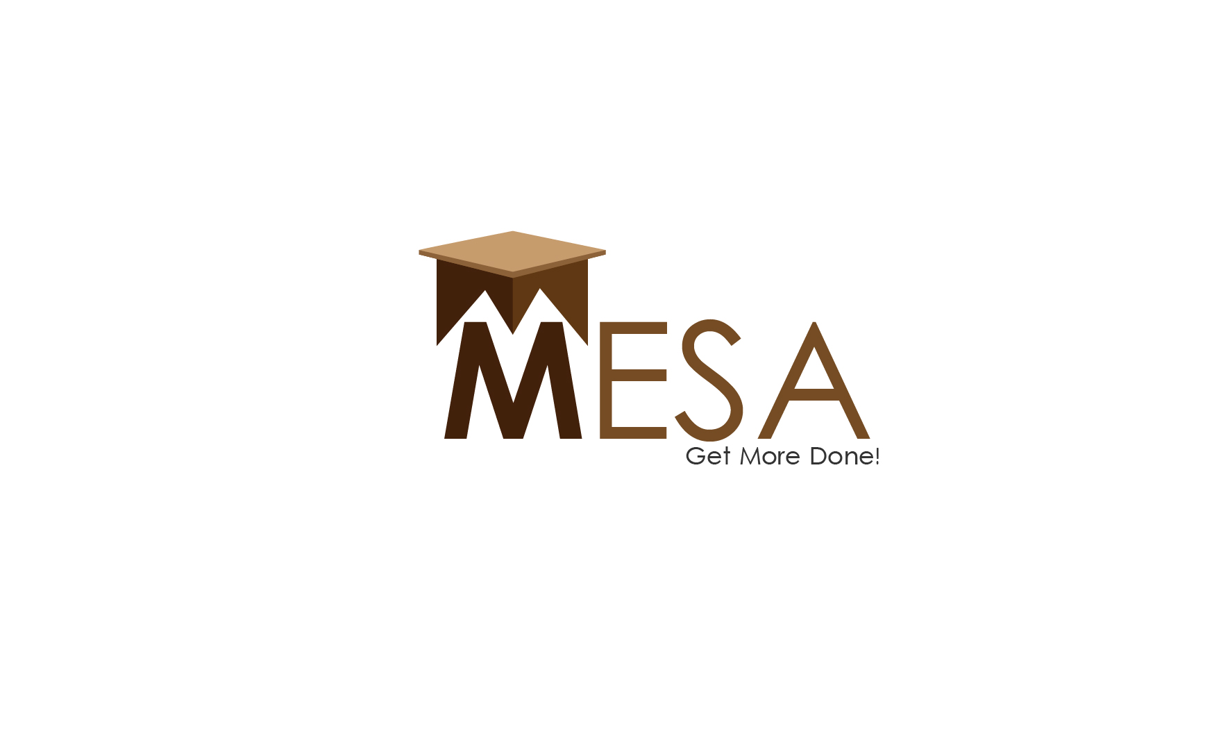 Logo Design by 3draw - Entry No. 157 in the Logo Design Contest Logo Design for Mesa.