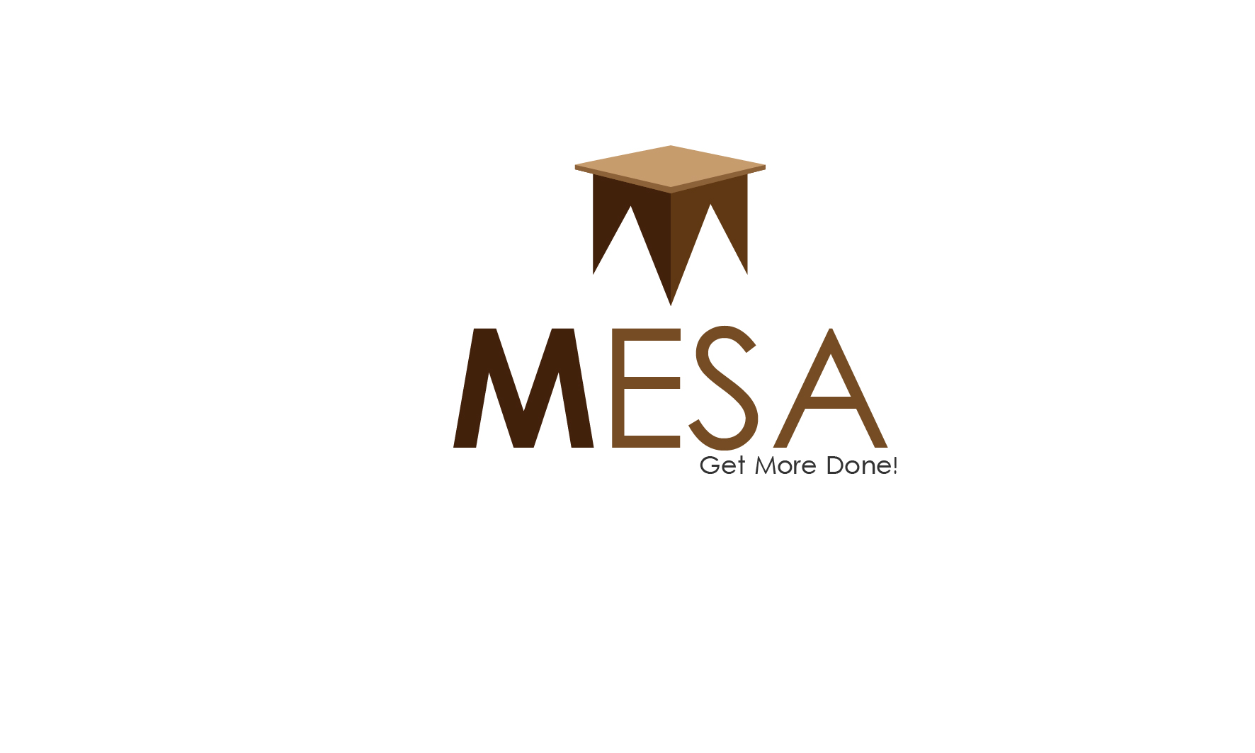 Logo Design by 3draw - Entry No. 158 in the Logo Design Contest Logo Design for Mesa.