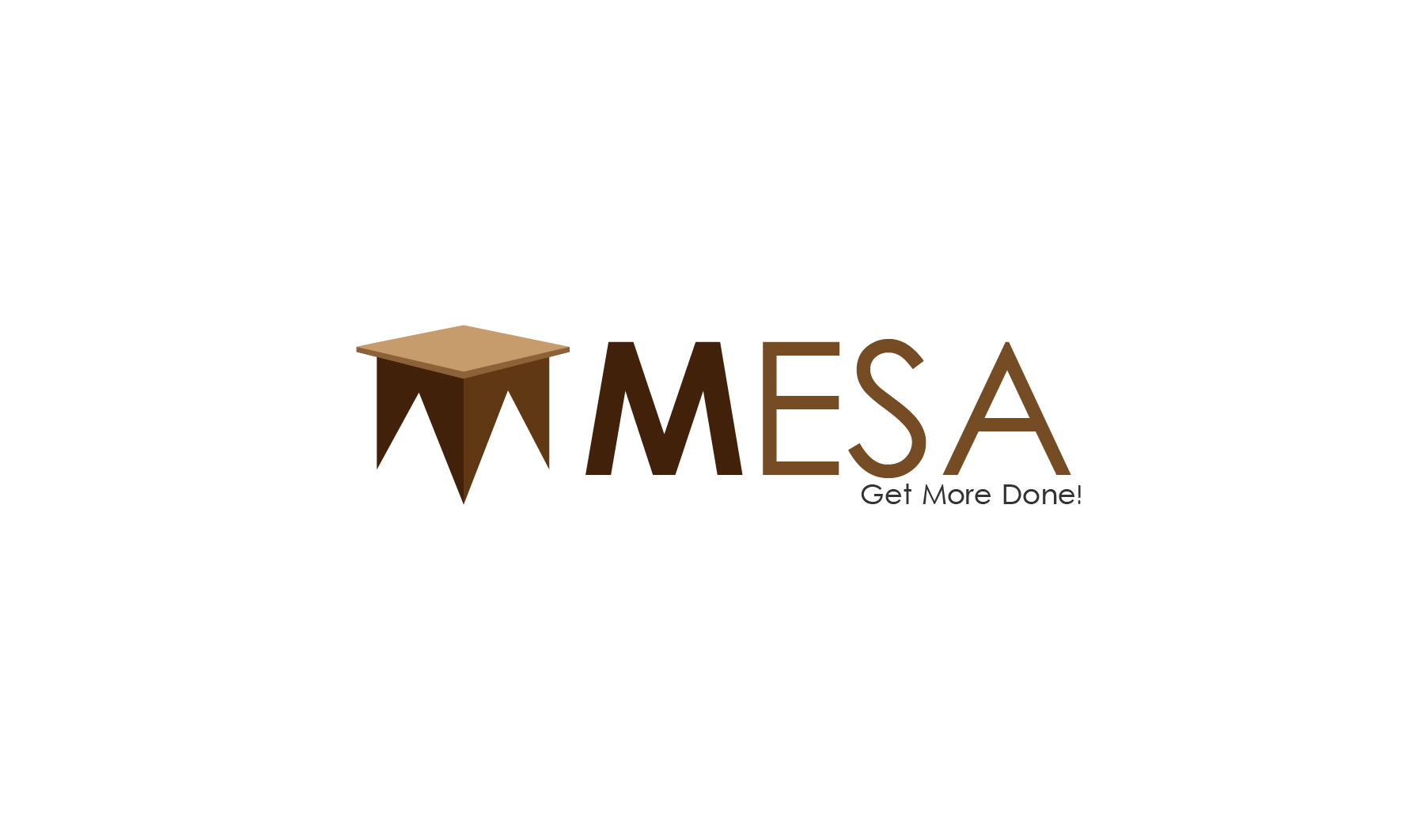 Logo Design by 3draw - Entry No. 159 in the Logo Design Contest Logo Design for Mesa.