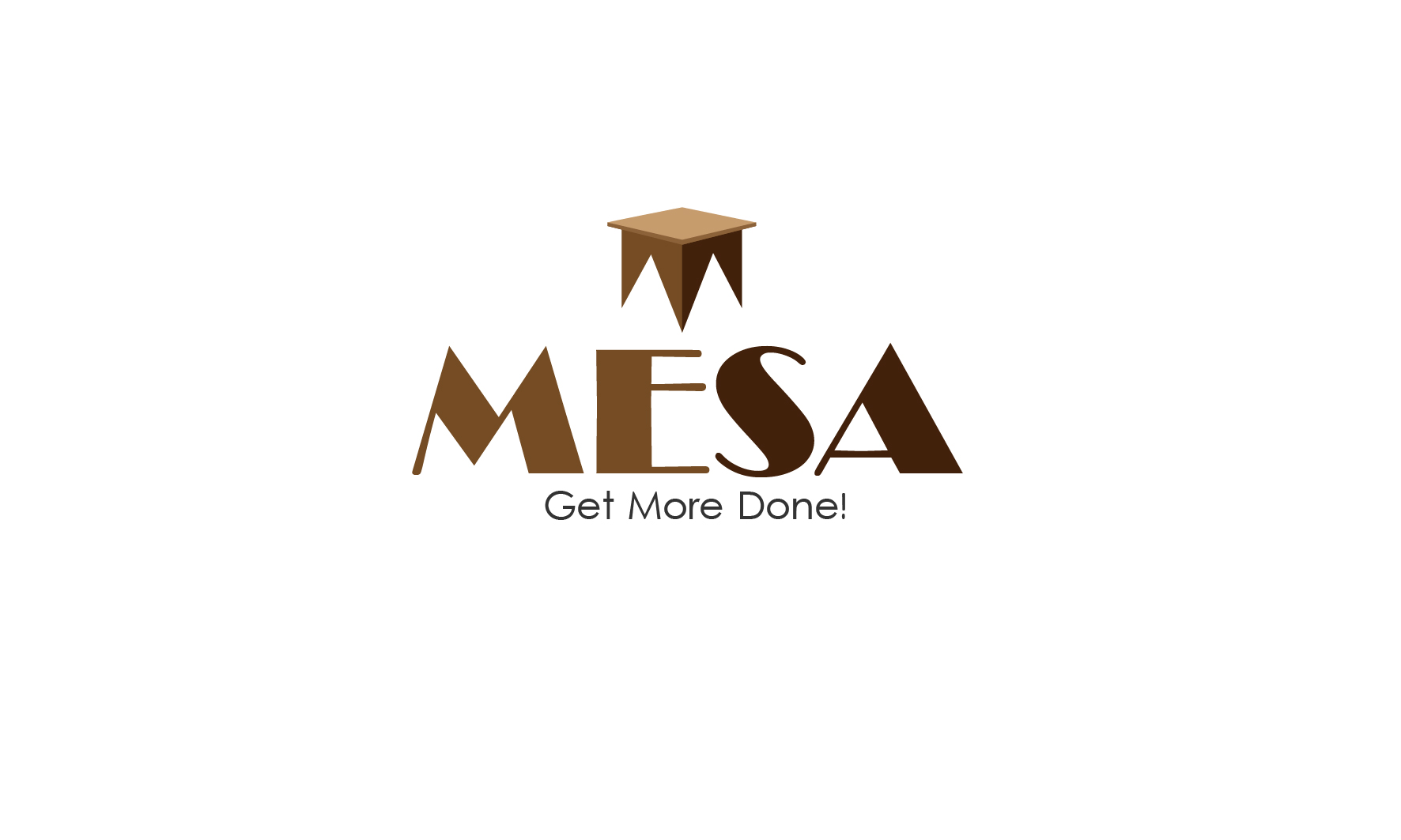 Logo Design by 3draw - Entry No. 163 in the Logo Design Contest Logo Design for Mesa.