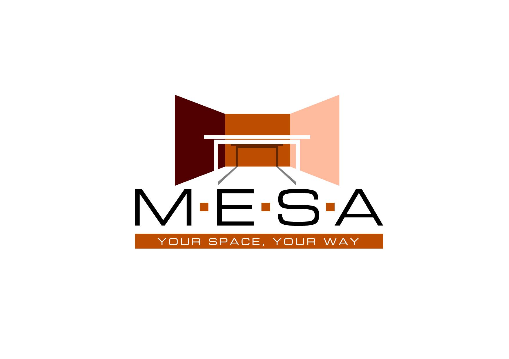 Logo Design by Wilfredo Mendoza - Entry No. 165 in the Logo Design Contest Logo Design for Mesa.