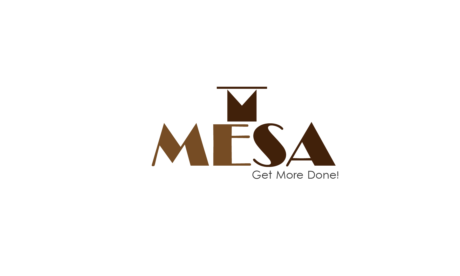 Logo Design by 3draw - Entry No. 166 in the Logo Design Contest Logo Design for Mesa.
