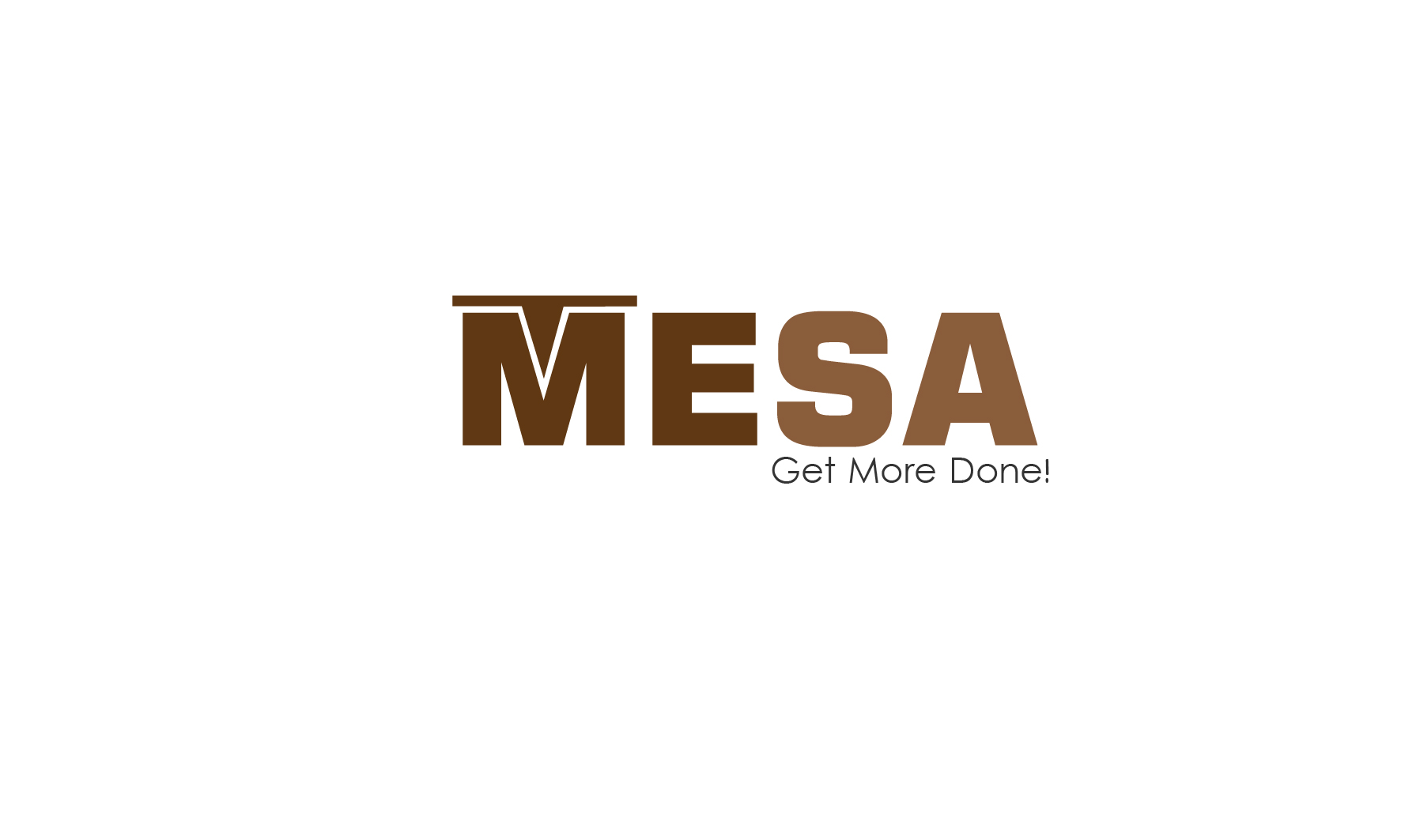 Logo Design by 3draw - Entry No. 169 in the Logo Design Contest Logo Design for Mesa.