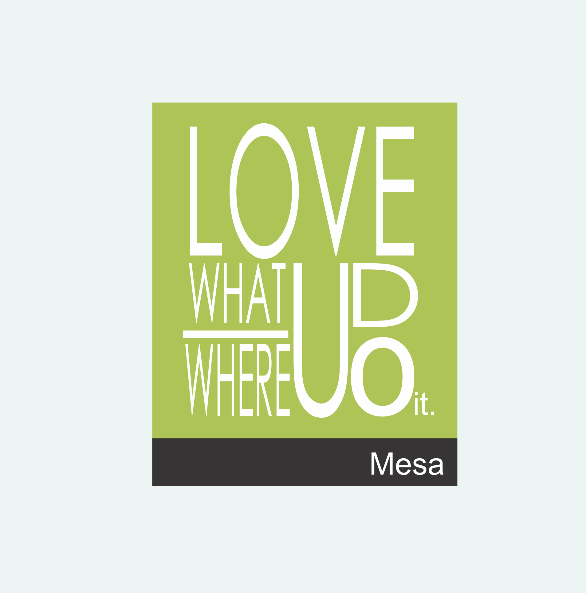 Logo Design by Private User - Entry No. 171 in the Logo Design Contest Logo Design for Mesa.