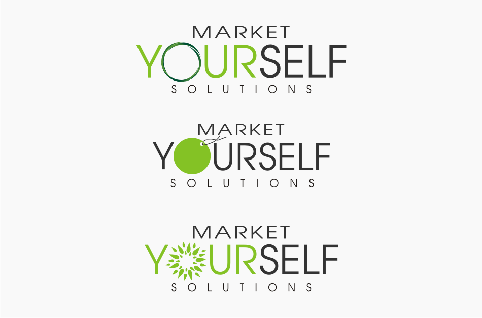 Logo Design by graphicleaf - Entry No. 72 in the Logo Design Contest Fun Logo Design for Market Yourself Solutions.