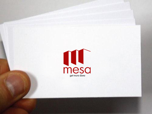 Logo Design by Osi Indra - Entry No. 176 in the Logo Design Contest Logo Design for Mesa.