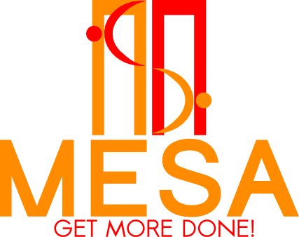 Logo Design by Widy Jantiko - Entry No. 177 in the Logo Design Contest Logo Design for Mesa.