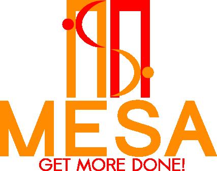 Logo Design by Widy Jantiko - Entry No. 177 in the Logo Design Contest Logo Design for Mesa.
