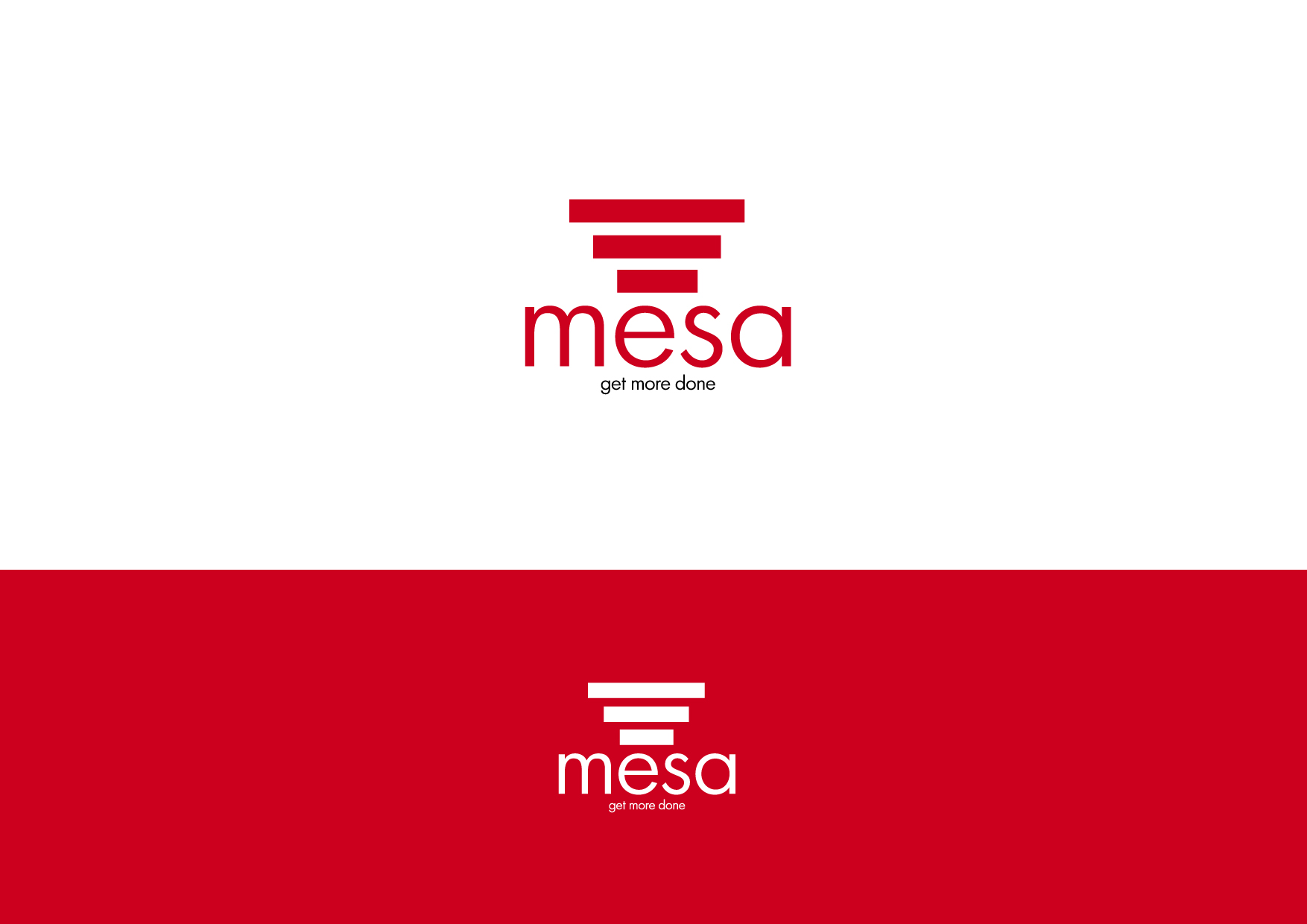 Logo Design by Osi Indra - Entry No. 178 in the Logo Design Contest Logo Design for Mesa.