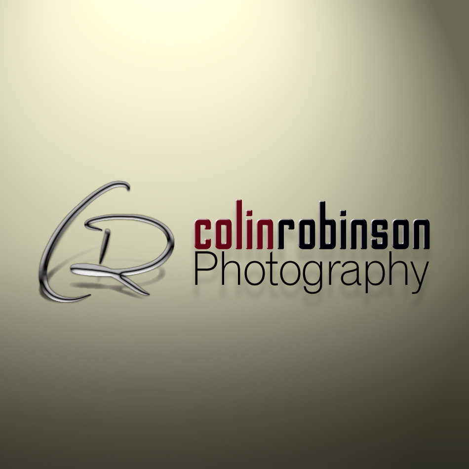 Logo Design by lapakera - Entry No. 108 in the Logo Design Contest Colin Robinson Photography.