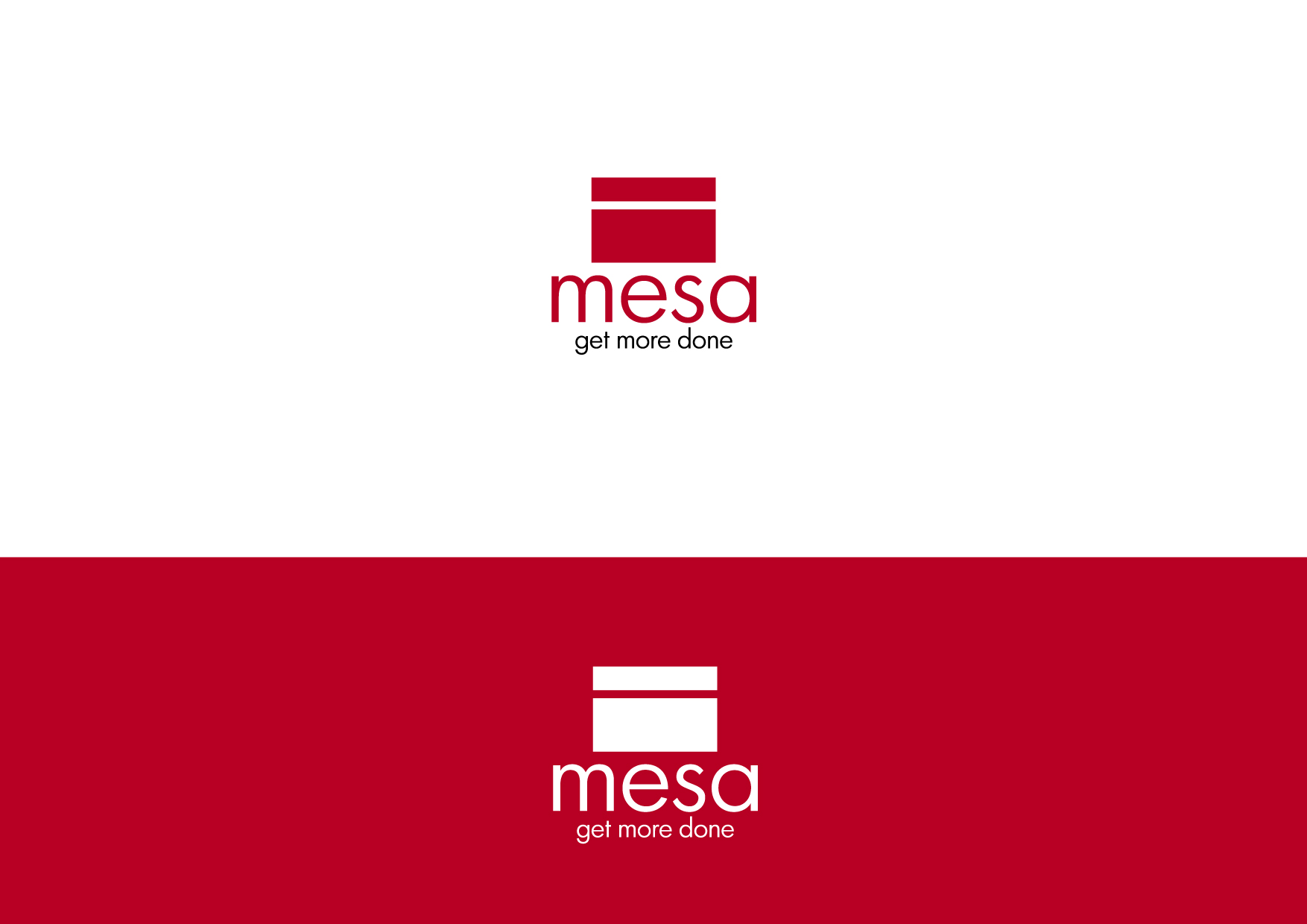 Logo Design by Osi Indra - Entry No. 180 in the Logo Design Contest Logo Design for Mesa.