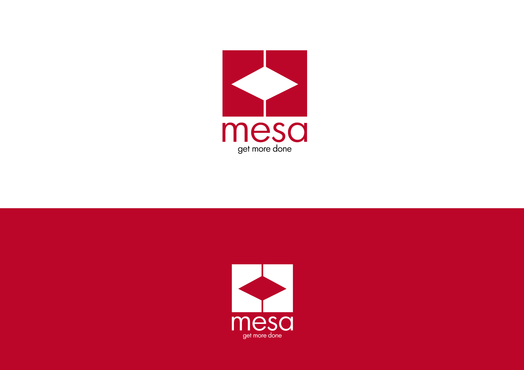 Logo Design by Osi Indra - Entry No. 181 in the Logo Design Contest Logo Design for Mesa.