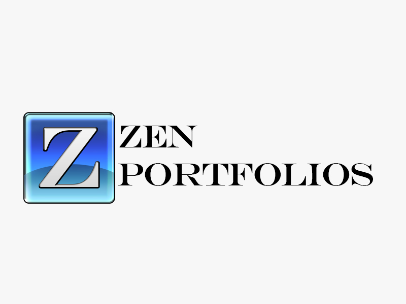Logo Design by Mythos Designs - Entry No. 43 in the Logo Design Contest New Logo Design for ZEN Portfolios.