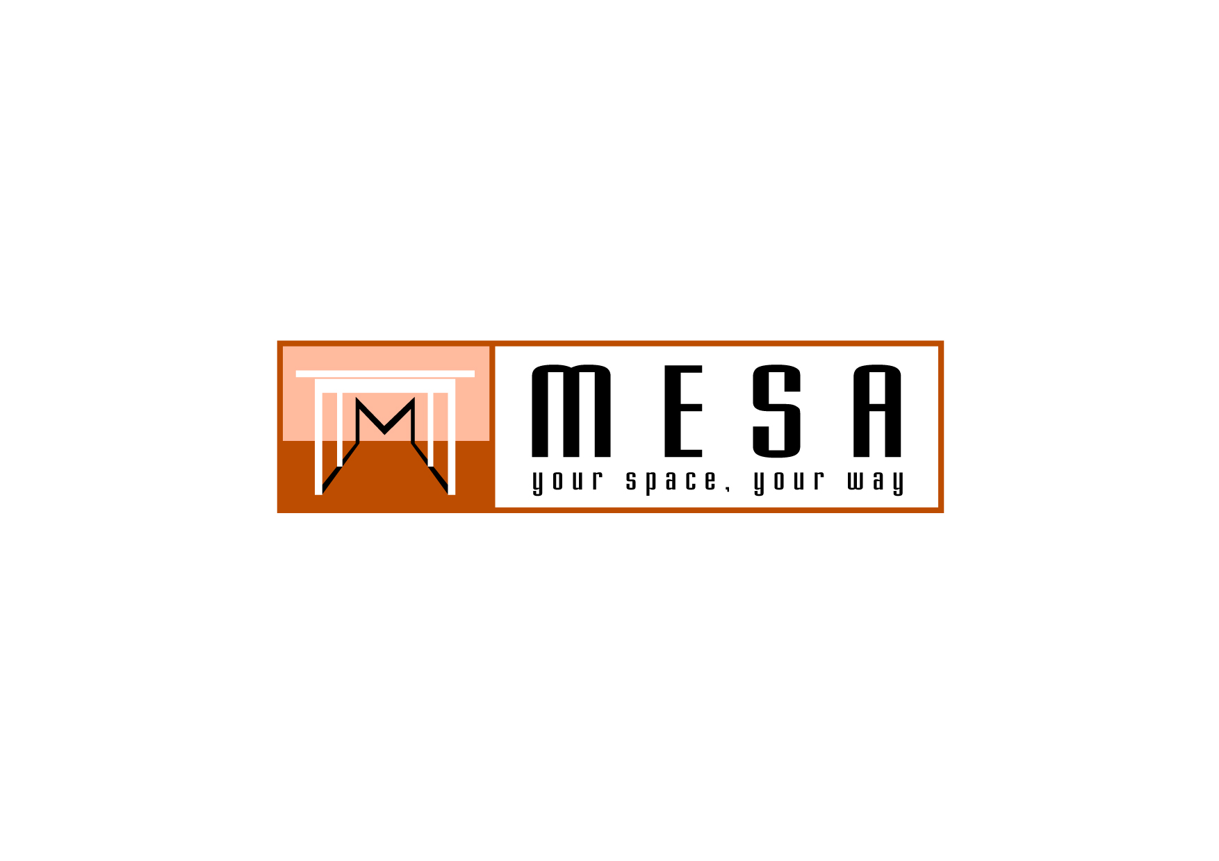 Logo Design by Wilfredo Mendoza - Entry No. 182 in the Logo Design Contest Logo Design for Mesa.