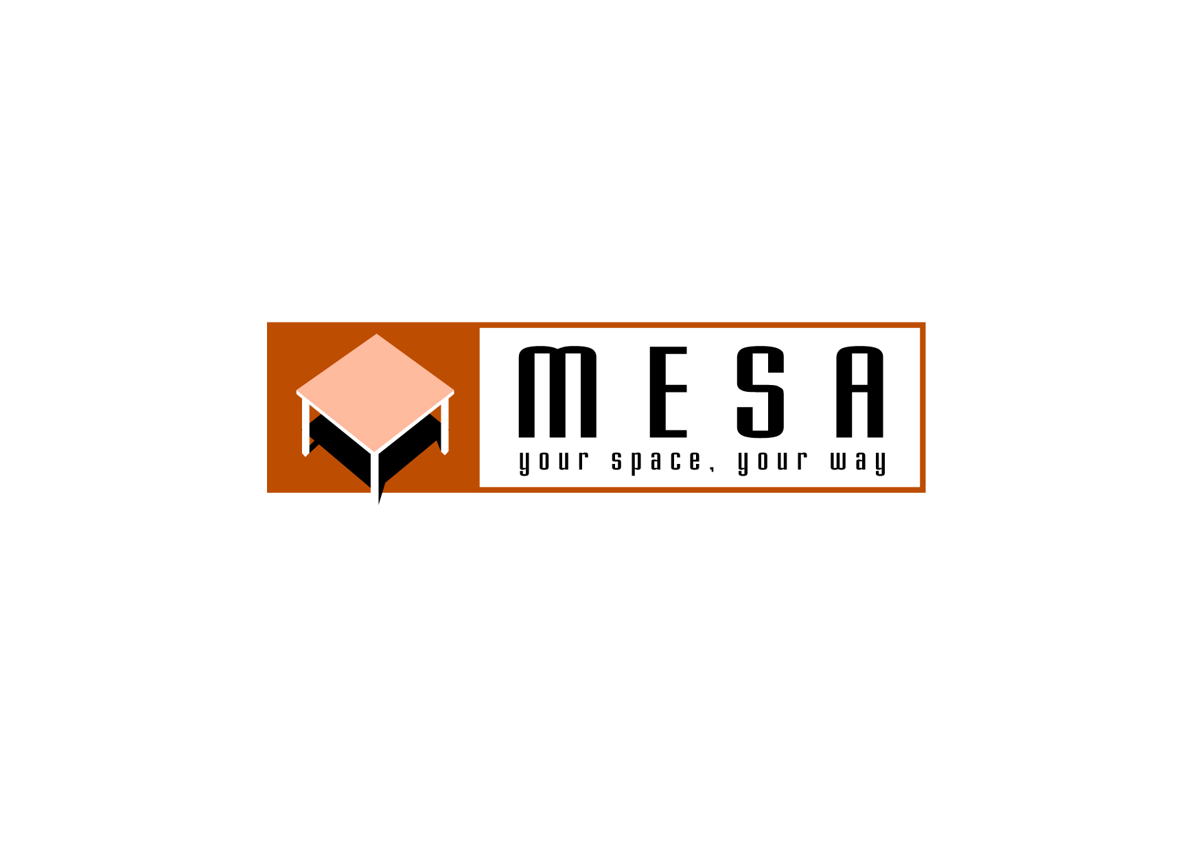 Logo Design by Wilfredo Mendoza - Entry No. 183 in the Logo Design Contest Logo Design for Mesa.