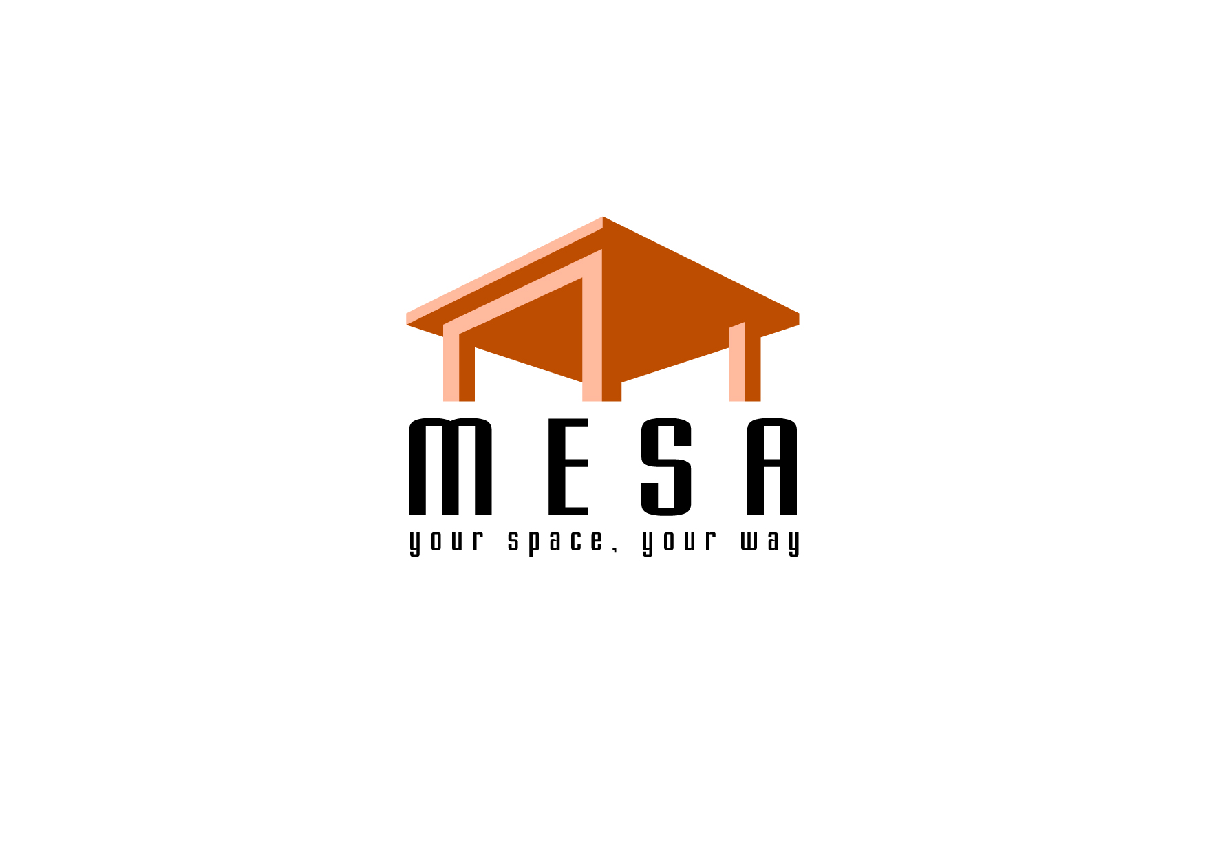 Logo Design by Wilfredo Mendoza - Entry No. 185 in the Logo Design Contest Logo Design for Mesa.