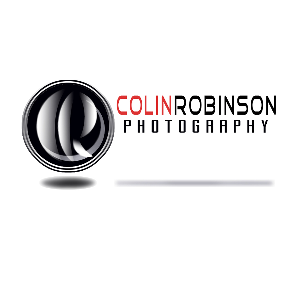 Logo Design by lapakera - Entry No. 109 in the Logo Design Contest Colin Robinson Photography.