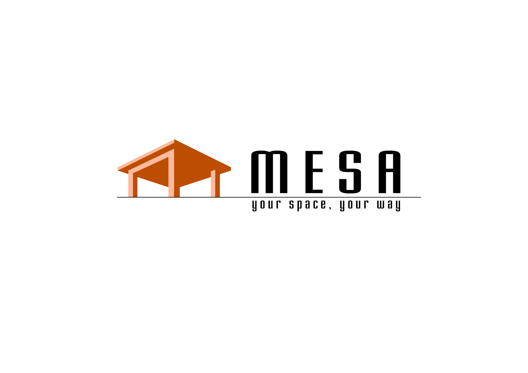 Logo Design by Wilfredo Mendoza - Entry No. 187 in the Logo Design Contest Logo Design for Mesa.