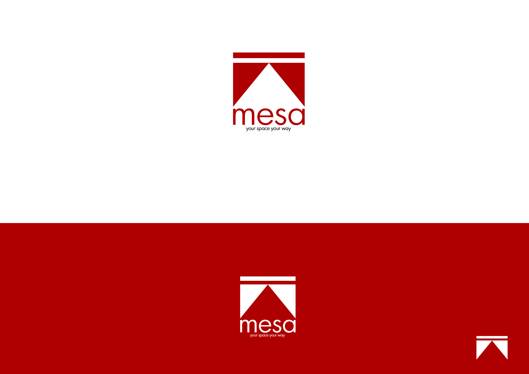 Logo Design by Osi Indra - Entry No. 192 in the Logo Design Contest Logo Design for Mesa.