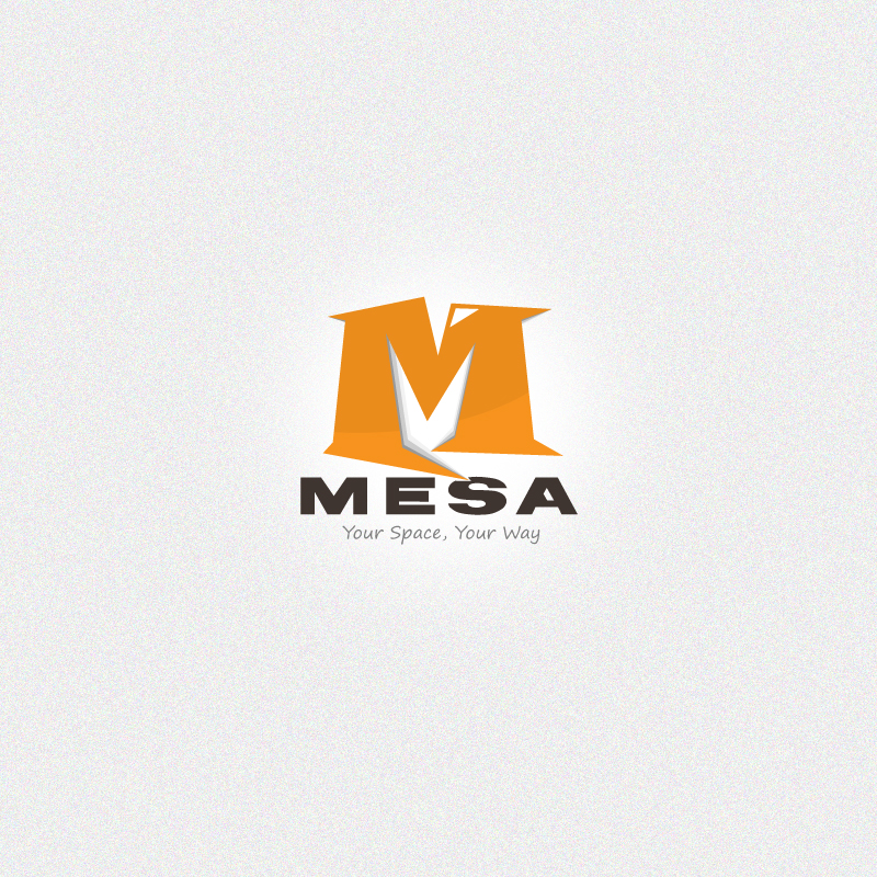 Logo Design by rockpinoy - Entry No. 194 in the Logo Design Contest Logo Design for Mesa.