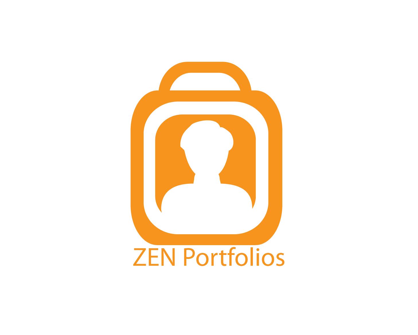Logo Design by Roy Ferre - Entry No. 52 in the Logo Design Contest New Logo Design for ZEN Portfolios.