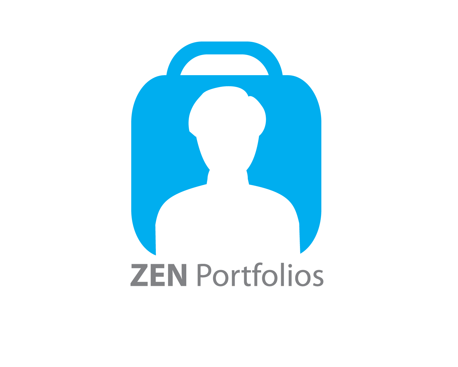Logo Design by Roy Ferre - Entry No. 53 in the Logo Design Contest New Logo Design for ZEN Portfolios.