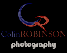 Logo Design by frosty - Entry No. 116 in the Logo Design Contest Colin Robinson Photography.