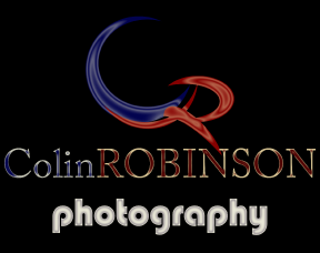 Logo Design by frosty - Entry No. 117 in the Logo Design Contest Colin Robinson Photography.