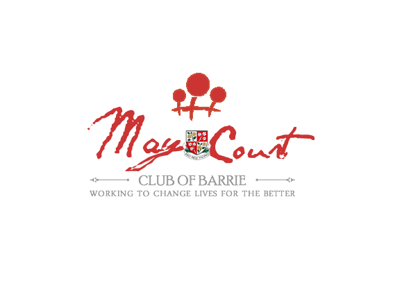 Logo Design by Private User - Entry No. 39 in the Logo Design Contest New Logo Design for MAY COURT CLUB OF BARRIE.