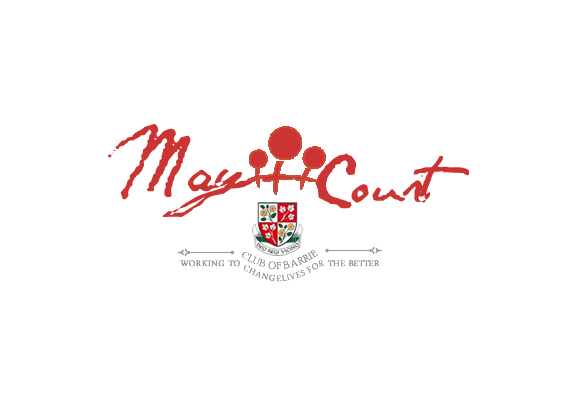 Logo Design by Private User - Entry No. 40 in the Logo Design Contest New Logo Design for MAY COURT CLUB OF BARRIE.