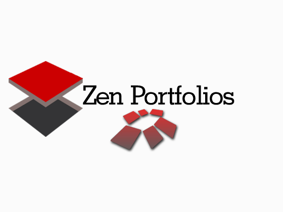 Logo Design by Barry Hodkinson - Entry No. 62 in the Logo Design Contest New Logo Design for ZEN Portfolios.