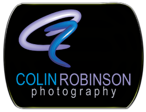 Logo Design by frosty - Entry No. 120 in the Logo Design Contest Colin Robinson Photography.