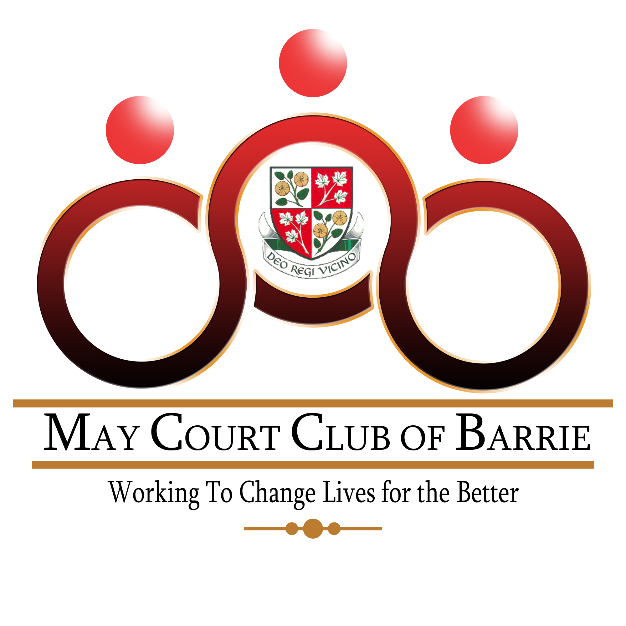 Logo Design by Ervin Beñez - Entry No. 43 in the Logo Design Contest New Logo Design for MAY COURT CLUB OF BARRIE.
