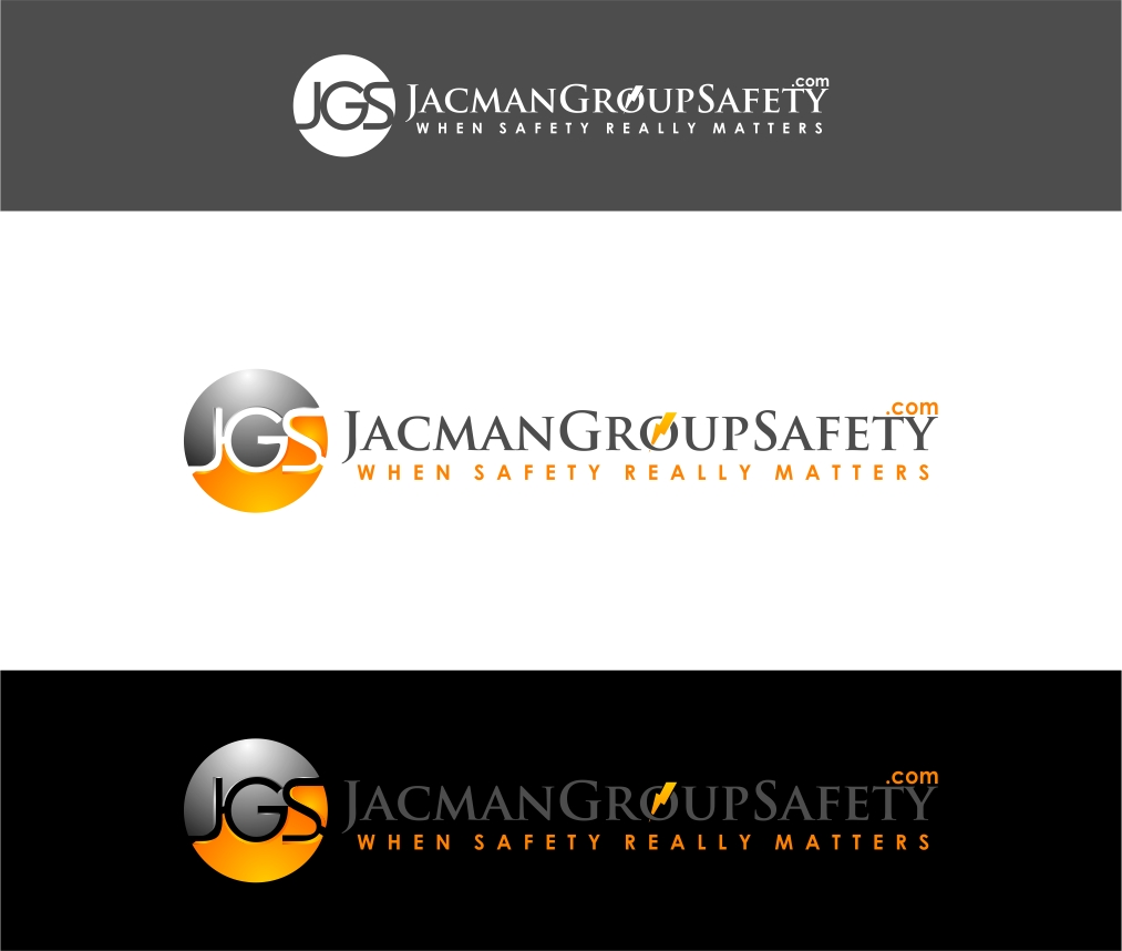 Logo Design by haidu - Entry No. 127 in the Logo Design Contest The Jacman Group Logo Design.