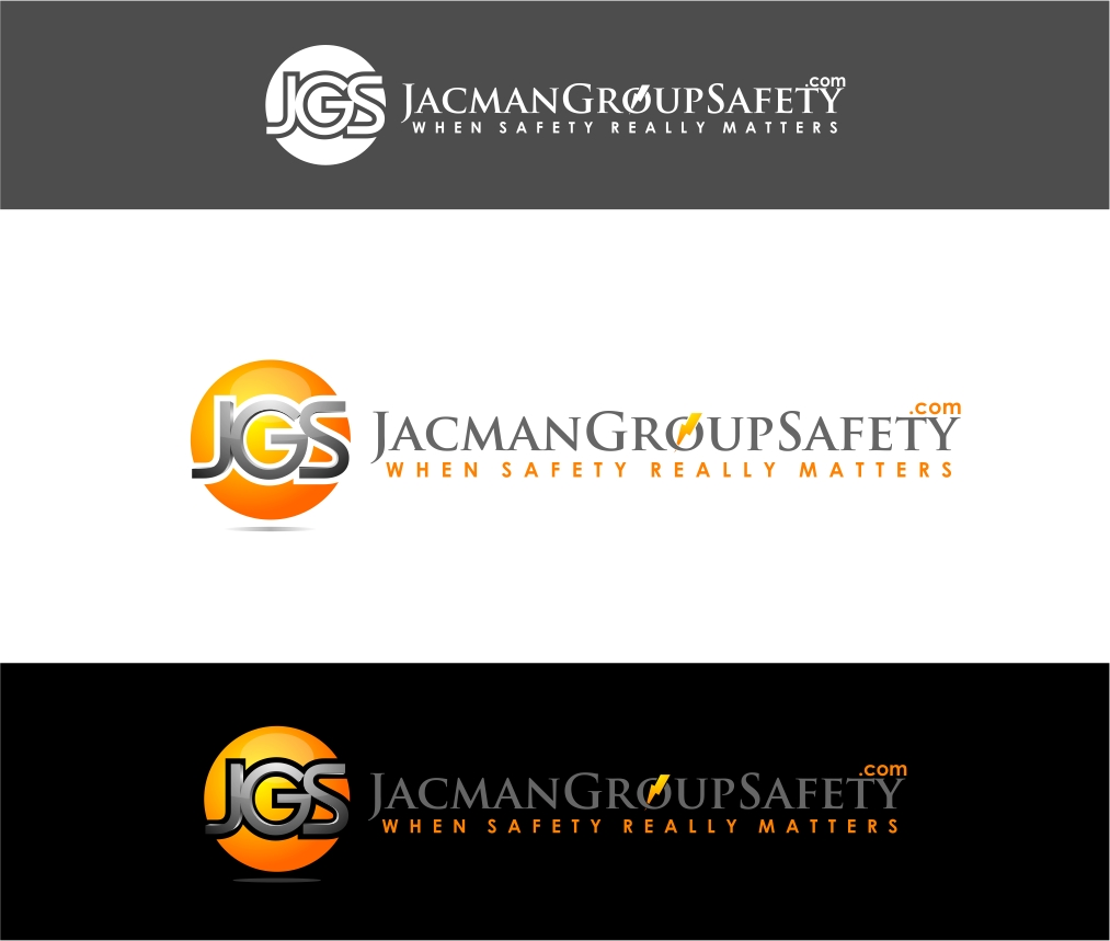Logo Design by haidu - Entry No. 128 in the Logo Design Contest The Jacman Group Logo Design.